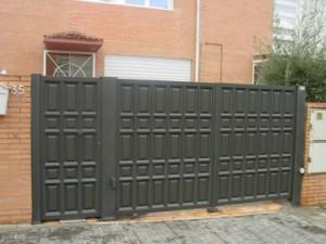 Puertas de Acceso Madrid